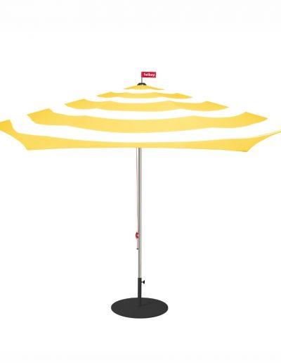 parasol jaune