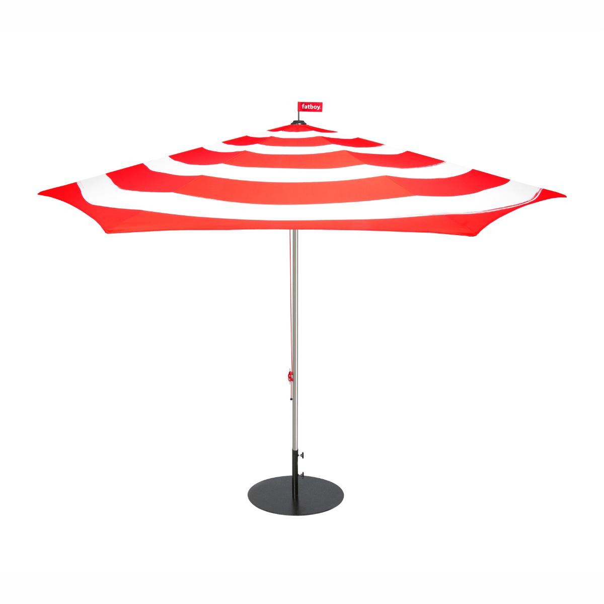 parasol rouge