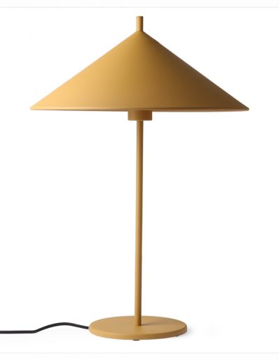 triangle lamp